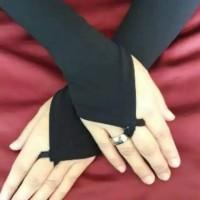 GROSIR Manset Cincin Handsock Spandex