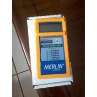 Wood Moisture Meter MERLIN HM8 WS25 - Nandang Kurnia