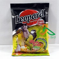 Leopard Bird Food Madu Halus Plus Anti Stress