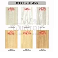 HPL Wood Grains Winston Motif Urat Kayu Premium FD Double Laminate