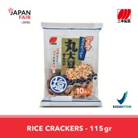 Keripik Sanko Marudaize Senbei Umashio Aji Sweet Rice Crackers