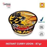 Mie Impor Maruchan Kuroi Buta Curry Udon