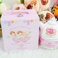 Teko Susun Custom/Souvenir Teko Susun/Souvenir Ultah/Hampers Baby/Gift