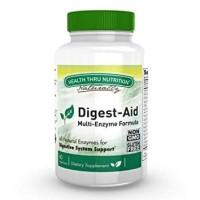 Health Thru Nutrition Digest-Aid Multi-Enzyme Formula isi 60