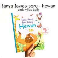 Zoetoys Tanya Jawab Seru Oleh Miles Kelly | Buku Edukasi Anak