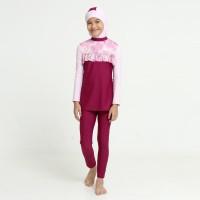 Lee Vierra Kids Thayana Burqini Baju Renang Anak