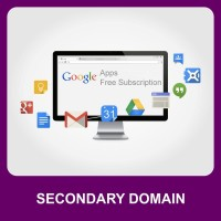 Secondary domain Google Apps / Gsuite