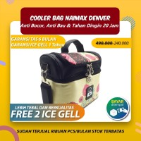 Cooler Bag Naimax Denver Black Executive