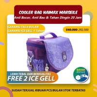 NAIMAX Cooler Bag -Tas Asi - ORIGINAL