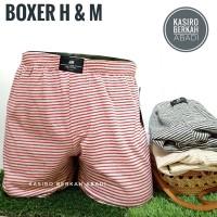 Celana Boxer Pria / Celana Pendek Pria / Celana Santai