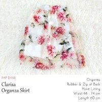 Rok - Clarisa Organza Skirt