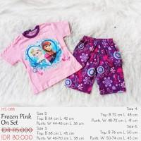 Setelan Anak Perempuan SALE - Petelulu SK Frozen Set