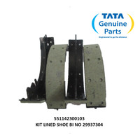 TATA MOTORS XENON RX KIT LINED SHOE BI NO 29937304 551142300103