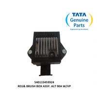 TATA MOTORS SUPER ACE REG& BRUSH BOX ASSY. ALT 90A W/VP 540115459924