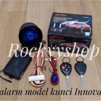 SALE alarm mobil model kunci Innova Termurah