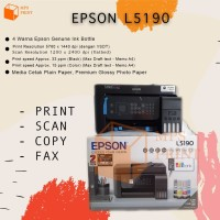 Printer EPSON L5190 Wi-Fi All-in-One