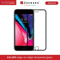 Asenaru KALIBR Full Cover Tempered Glass - iPhone 6 / 6S / 7 / 8