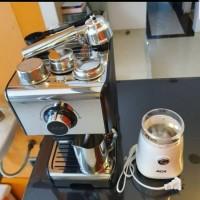 Coffee Maker ACA KF6002 Mesin Kopi Espresso Grinder Murah Garansi