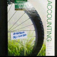 ACCOUNTING TOOLS FOR BUSINESS DECISION MAKING 5E KIESO WEYGANDTH 5