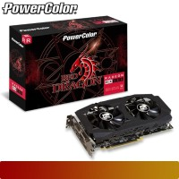 VGA POWERCOLOR - RED DRAGON RADEON RX 580 8GB GDDR5 / RX580 8GB GDDR5