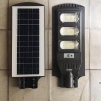 lampu jalan solar 90w pju solar 90 watt terang sampai pagi
