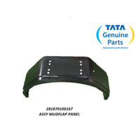 TATA MOTORS SUPER ACE ASSY MUDFLAP PANEL 281870100167