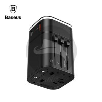 BASEUS TRAVEL ADAPTOR POWER DELIVERY CHARGER FAST CHARGING PD STEKER