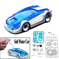 Mobil Rakit dengan Tenaga Air Garam
