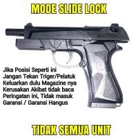 Jual Termurah Mp900 Upgrade Pistol Mainan Airsoft Gun Spring Murah Jakarta Timur Reynard Hamizan Tokopedia