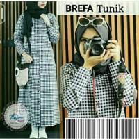 Brefa tunik [Hijab 0106] QHW