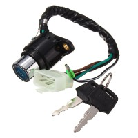 Silmi Ignition Switch Lock Key Craft Assembly 35100-413-007 For