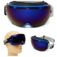 Silmi Anti-fog UV Dual Lens Winter Racing Outdoor Snowboard Ski