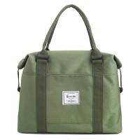 Silmi Oxford Leisure Shoulder Bag Outdoor Travel Bag Large
