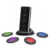 Silmi 4 in 1 Wireless Key Finder Remote Locator Anti-Lost Alarm