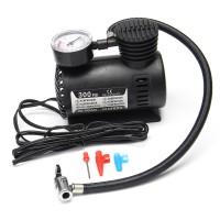 Silmi Portable Mini Air Compressor Vehicle Electric Tire Inflator