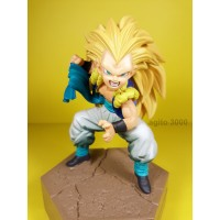 Action Figure Dragon Ball Gotenks SSJ3 Fighting Combination Vol 3 ORI