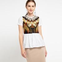 [Arthesian] Blouse Batik Wanita - Giyanti Batik Printing