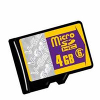 V-Gen Memory Card Micro SD 4GB