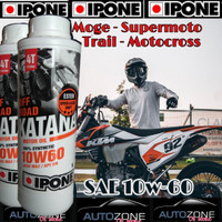 Ipone Katana offroad sae 10w-60 fully synthetic