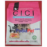 cici cat food salmon 1.2 kg