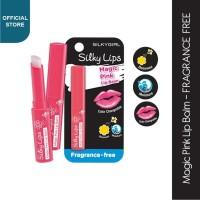SILKYGIRL Magic Pink Lip Balm Fragrance Free