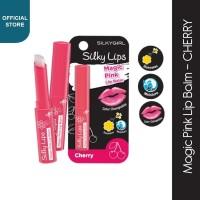 SILKYGIRL Magic Pink Lip Balm Cherry