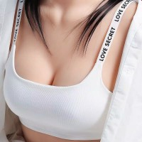 Sport Bra Seamless Full Cup All Size