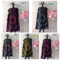 Dress Lingkar Bali Jersey Adem Murah
