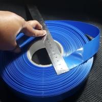 PVC Battery Heatshrink heat shrink Pembungkus battery Lipo 30mm