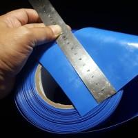 PVC Battery Heatshrink heat shrink Pembungkus battery Lipo 100mm