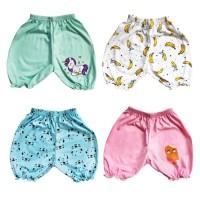 Kazel Jobel Short Bloomer Unicorn Girl Edition 1 Pack Isi 4 Pcs / Cela