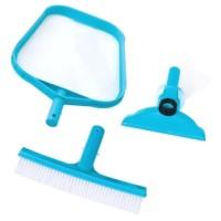intex 29056 - Pool Basic Cleaning Kit Vacuum Pattern Brush