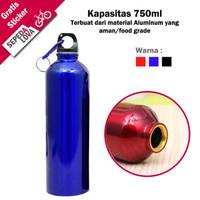 Botol Minum Sepeda Olah Raga Termos Air Aluminum