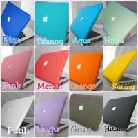 "Matte Case Macbook Air 13"""